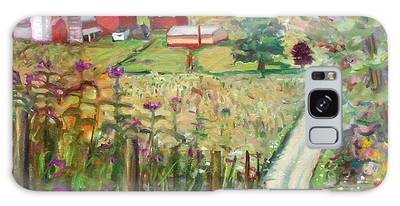 Meadow Farm Galaxy Case