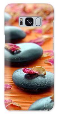 Meditation Zen Path Galaxy Case