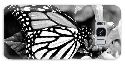 Monarch Perching Galaxy Case