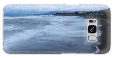 Moonstone Beach Surf 2 Galaxy Case