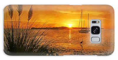 Morning Light - Florida Sunrise Galaxy Case