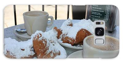 New Orleans Breakfast Galaxy Case