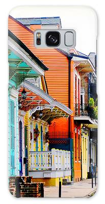 New Orleans Living Galaxy Case