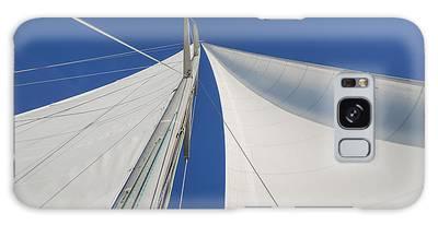 Obsession Sails 1 Galaxy Case