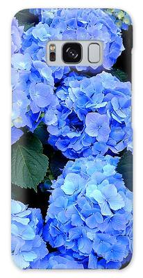Galaxy Case featuring the photograph Oh That Color by Susan Maxwell Schmidt