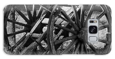 Old Wagon Galaxy Case