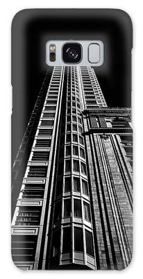 Galaxy Case featuring the photograph One King Street West Toronto Canada by Brian Carson