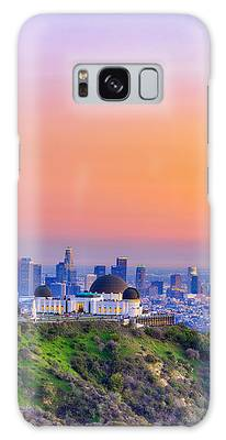 Orangesicle Griffith Observatory Galaxy Case