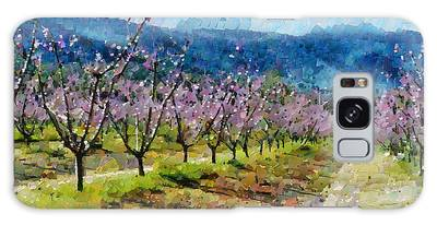 Orchard Views Galaxy Case
