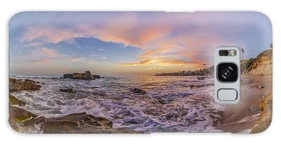 Panorama The Whole Way Round The Cove Galaxy Case