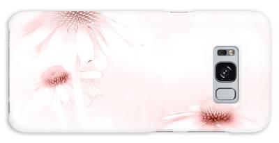 Pink Sonata  Galaxy Case