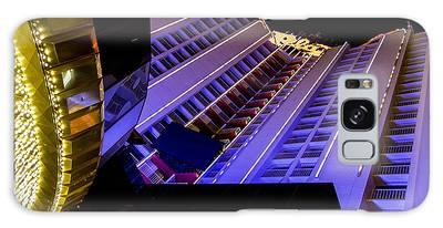 Plaza Hotel Downtown Vegas Galaxy Case