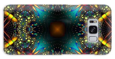 Quasar Kaleidoscope No 1 Galaxy Case