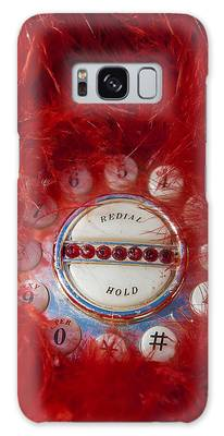 Red Phone For Emergencies Galaxy Case
