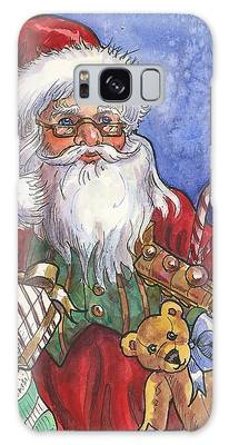 Saint Nicholas Galaxy Case