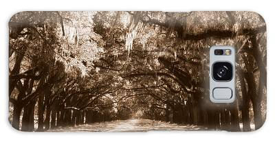 Savannah Sepia - The Old South Galaxy Case