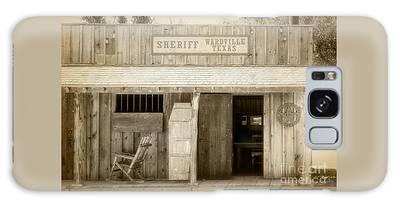 Sheriff Office Galaxy Case