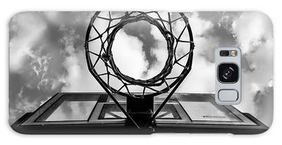 Sky Hoop Basketball Time Galaxy Case