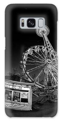 Space Needle Fights The End Of The World Galaxy Case