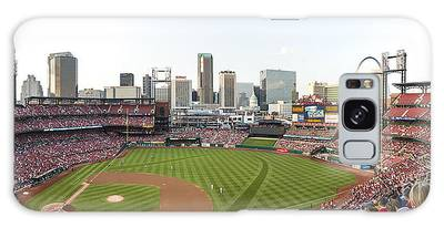 St. Louis Cardinals Pano 1 Galaxy Case