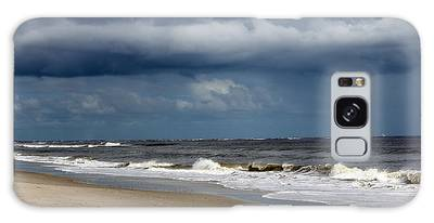 Galaxy Case featuring the photograph Storm Clouds by Cynthia Guinn