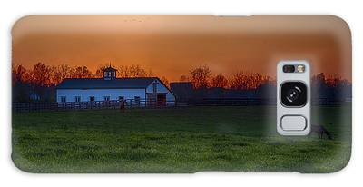Walmac Farm Ky  Galaxy Case