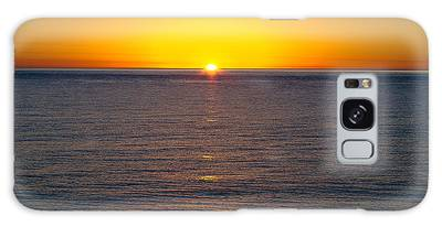 Sunset Over Baja Galaxy Case