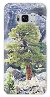 Tenaya Juniper Pine Galaxy Case