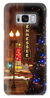 Tennessee Christmas Galaxy Case
