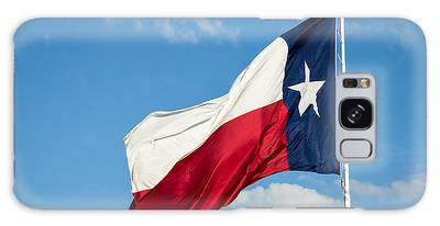State Flag Of Texas Galaxy Case