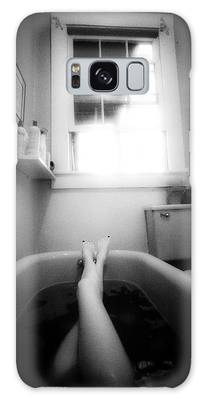 Bath Photographs Galaxy Cases