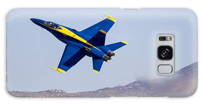 The Blue Angels In Action 4 Galaxy Case