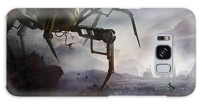 Spider Galaxy S8 Cases