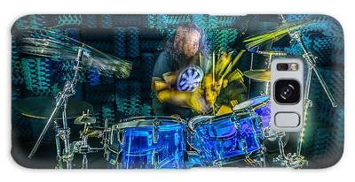 The Drummer Galaxy Case