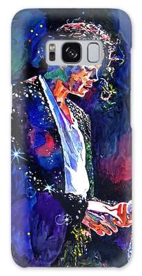 Michael Jackson Galaxy Cases