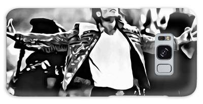 The King Of Pop Galaxy Case
