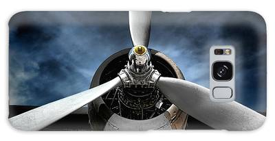 Airplanes Photographs Galaxy Cases