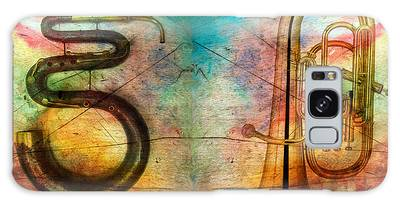 Galaxy Case featuring the photograph The Serpent And Euphonium -  Featured In Spectacular Artworks by Ericamaxine Price