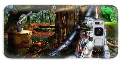The Tin Woodman Galaxy Case
