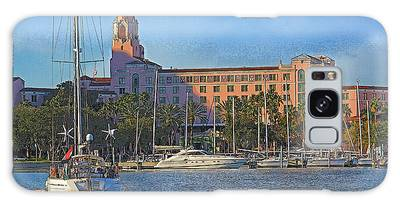 The Vinoy Park Hotel Galaxy Case