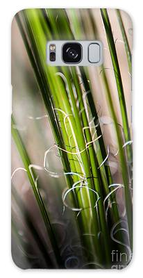 Tropical Grass Galaxy Case