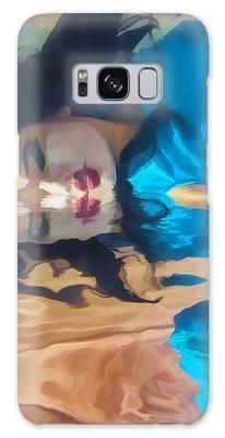 Underwater Geisha Abstract 1 Galaxy Case
