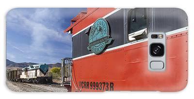 Verde Canyon Railway Caboose Galaxy Case