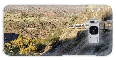 Verde Canyon Railway Landscape 2 Galaxy Case