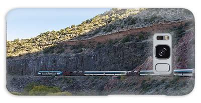 Verde Canyon Railway Landscape 1 Galaxy Case