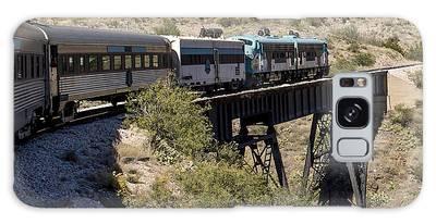 Verde Canyon Railway On Trestle Galaxy Case