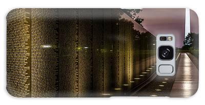 Vietnam Veterans Memorial Galaxy Case