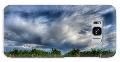 Vineyard Storm Galaxy Case