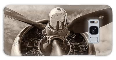Air Transportation Photographs Galaxy Cases