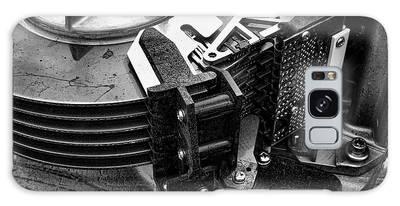 Vintage Hard Drive Galaxy Case